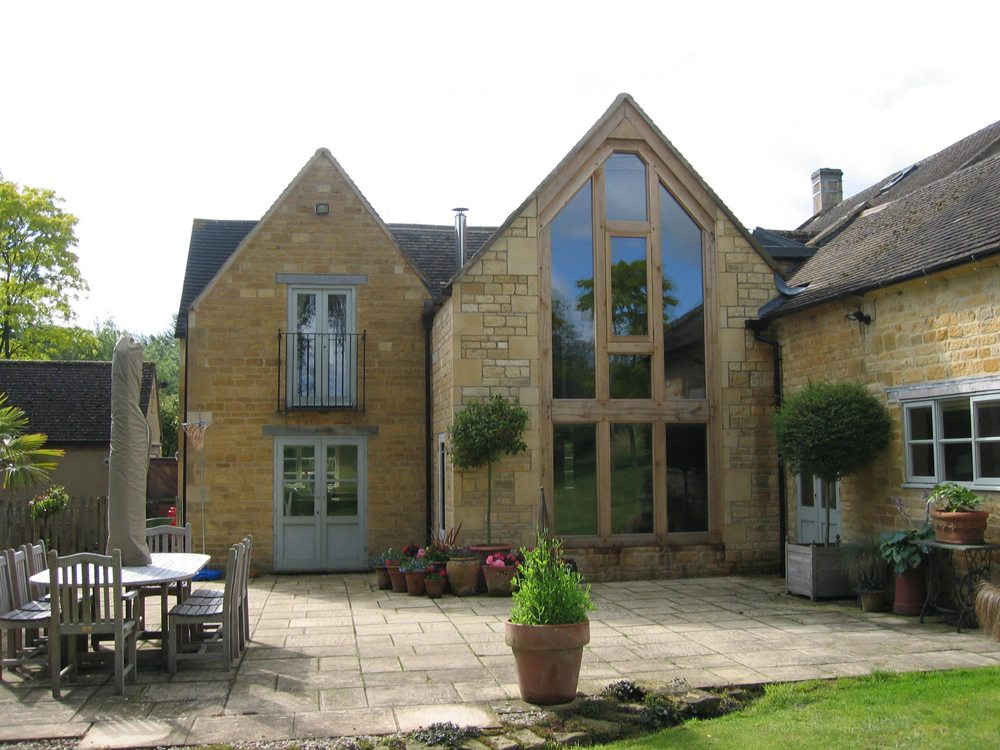 Timber Frame Windows, Dorset
